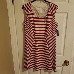 Dresses & Skirts - Women Striped Dress